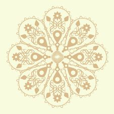 Free Ornament Background Royalty Free Stock Images - 20644739