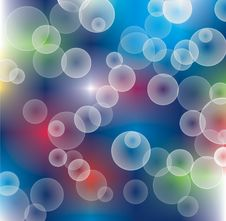 Free Abstract Circle Background Royalty Free Stock Photo - 20645285