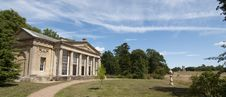 Free The Folly & Church At Croome Park Royalty Free Stock Photo - 20645295