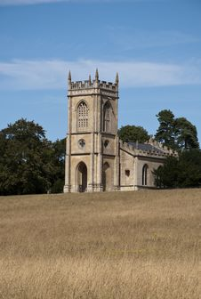 Free The Church At Croome Park Stock Photography - 20645322