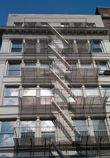 Free Tenement In Manhattan Stock Images - 20645534