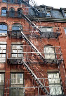 Free Tenement In Manhattan Stock Images - 20645594