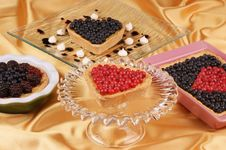 Free Assorted Tarts With Berries Stock Image - 20646131