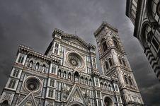 Free Santa Maria De Fiore, Florence Cathedral Stock Photos - 20646523