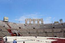 Free Arena Di Verona Royalty Free Stock Photos - 20646808
