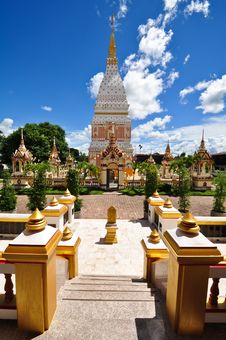 Free Phra That Renu Nakhon Temple Stock Images - 20647064