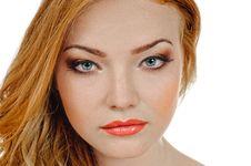 Free Redheaded Beauty Royalty Free Stock Photography - 20648497