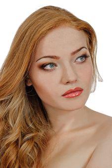 Free Redheaded Beauty Royalty Free Stock Photos - 20648498