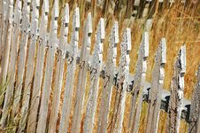 Free Old Rickety Fence Stock Images - 20648544