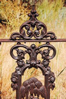 Free Ironworks Fence Stock Images - 20648564