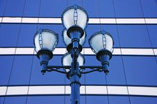 Free Ornate Street Lights Royalty Free Stock Photography - 20648567