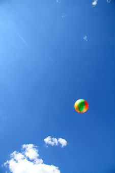 Free Up And Away Royalty Free Stock Image - 20649456