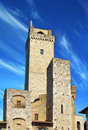 Free Towers Of Noble Citizens. San Gimignano, Italy Stock Photography - 20651622