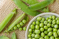 Free Pea Royalty Free Stock Photo - 20653035