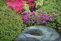 Free Stone Garden Royalty Free Stock Photos - 20655438
