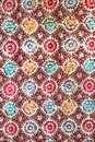 Free Batik Texture Made In Malaysia Royalty Free Stock Photo - 20657625
