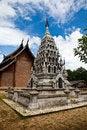 Free Thai S Pagoda Royalty Free Stock Photo - 20659065