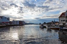 Free Bergen Seaport, Norway Stock Image - 20650111