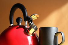 Free Morning Tea Royalty Free Stock Images - 20650169