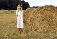 Free Rural Blond Royalty Free Stock Photo - 20650345