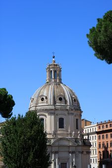 Free Trajan Forum, Rome Stock Photography - 20650732