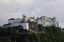 Free Salzburg Castle Stock Photography - 20650812
