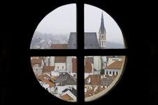 Free European City Of Cesky Krumlov, Czech Republic Stock Image - 20650831