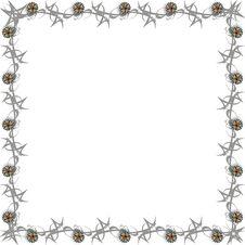 Free Swirly Border Royalty Free Stock Photo - 20651465