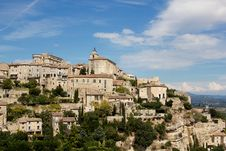 Free Gordes Village Royalty Free Stock Images - 20651609