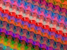 Free 3D Triangle Canvas Stock Photos - 20651753