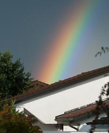 Free Fading Rainbow Royalty Free Stock Image - 20651826