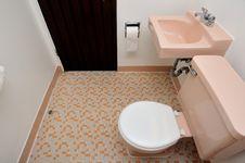 Free Simple Toilet Room Stock Image - 20652321