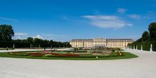 Free Palace Schoenbrunn Vienna Royalty Free Stock Photography - 20652337