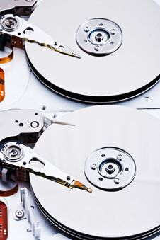 Free Opened Harddisk Stock Photos - 20652463