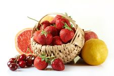Free Fresh Fruits Stock Image - 20652711