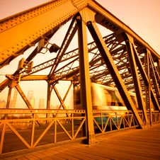 Free Bridge Royalty Free Stock Image - 20652836