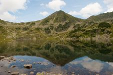 Free Mountain Lake Stock Images - 20653264