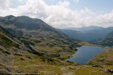 Free Mountain Lake Royalty Free Stock Photo - 20653395
