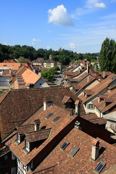 Free Roofs Of Bern Royalty Free Stock Images - 20653879