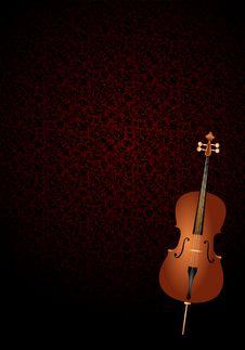 Free Cello Royalty Free Stock Photography - 20654127