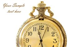 Free Antique Watch Stock Image - 20654831