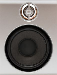 Free Subwoofer Royalty Free Stock Photography - 20654867