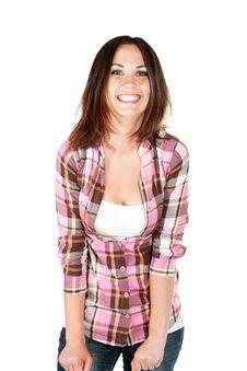 Free Beautiful Stylish Girl Stock Image - 20656171