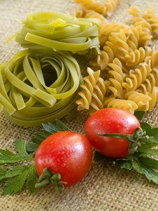Free Pasta Royalty Free Stock Photography - 20656197