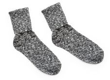 Free New Pair Of Cozy Wool Socks Royalty Free Stock Image - 20656756