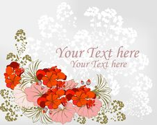 Free Floral Background Stock Photo - 20656800