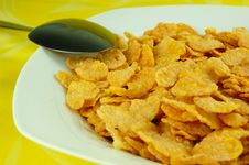 Free Cornflakes Royalty Free Stock Images - 20656849