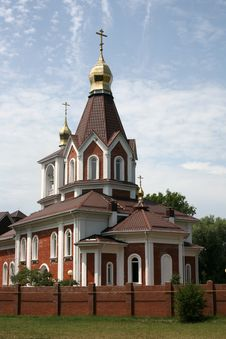 Christianity Church Stock Photo