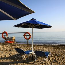 Free Beach In Crete Royalty Free Stock Image - 20657976