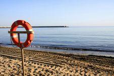 Free Beach In Crete Royalty Free Stock Photos - 20657988